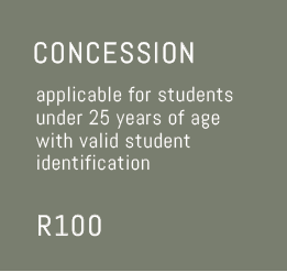 student concession join friends membership friends of iziko south african national gallery