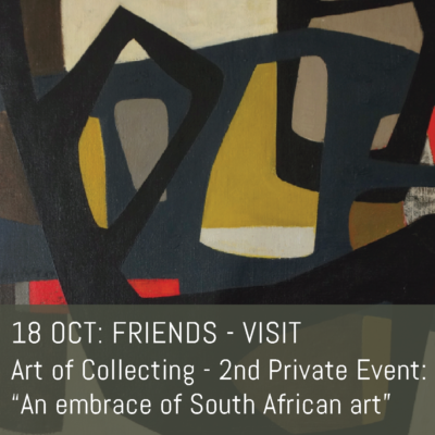 "Art of Collecting: ""An embrace of South African art"""
