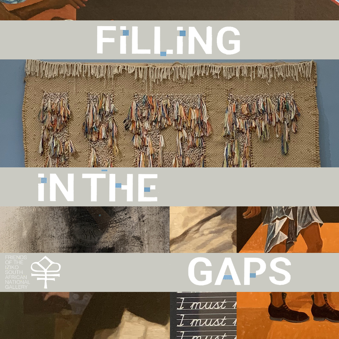 Filling in the Gaps - an exhibition at ISANG