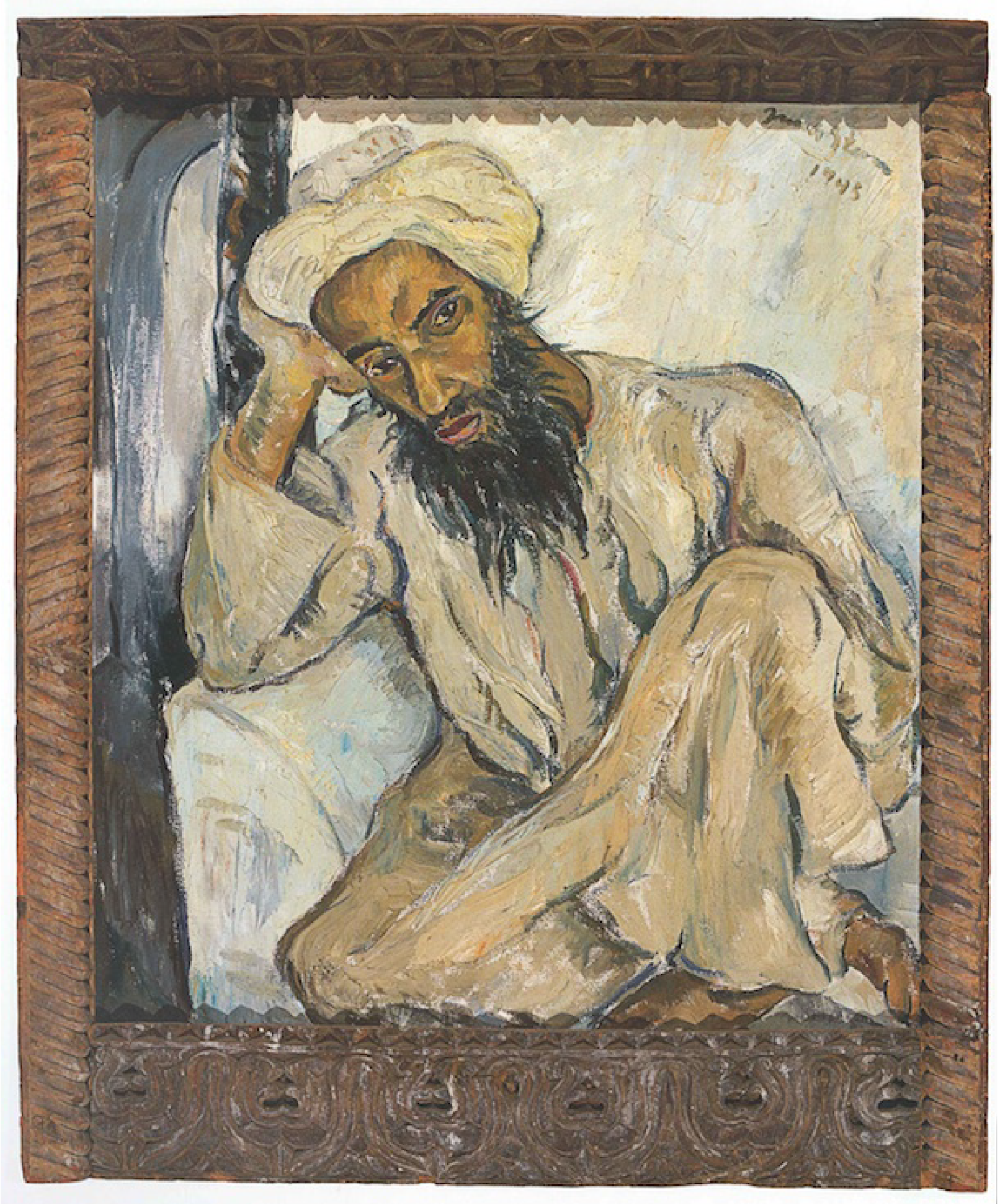 "Irma Stern ""Arab Priest"""
